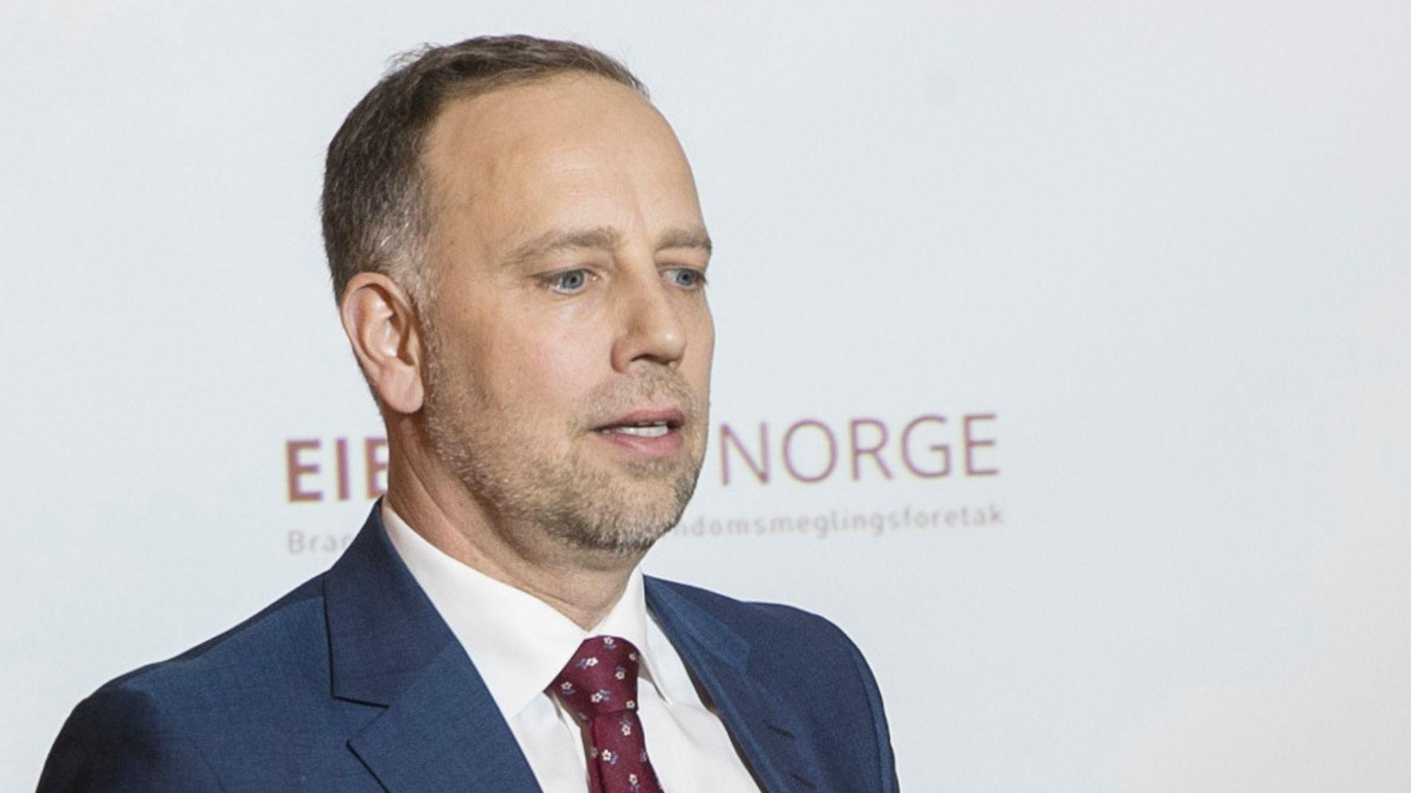 – I 2018 under ett ender boligprisutviklingen nasjonalt tett på nivå med lønnsveksten. Dette er bra for den finansielle stabiliteten, sier Christian Vammervold Dreyer i Eiendom Norge.