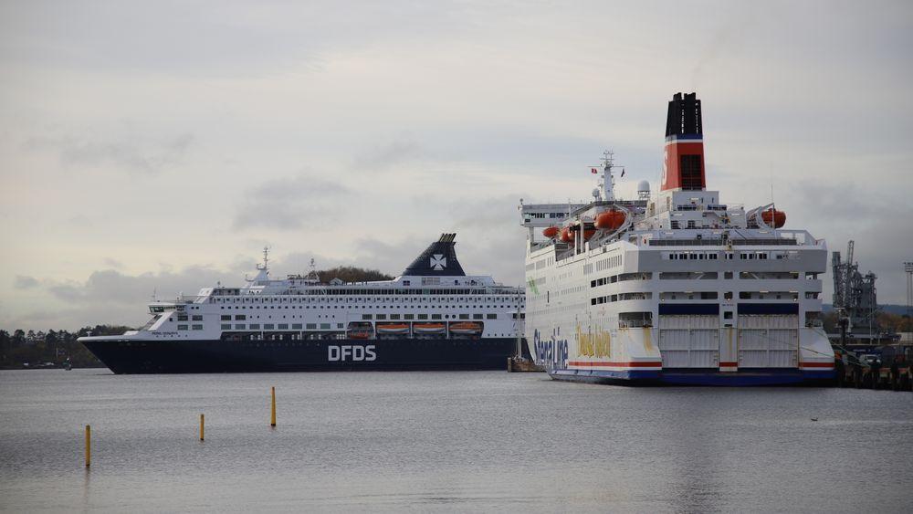 De to danskefergerederiene DFDS og Stena skal benytte landstrømanlegget på Vippetangen. Anlegget ble åpnet 9. januar 2019.