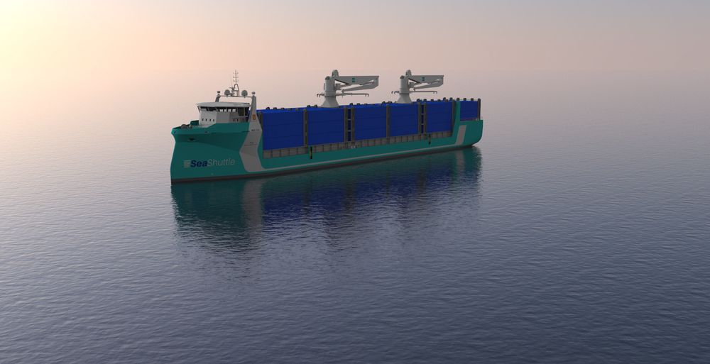 Pilot E-prosjektet  Seashuttle fikk tildelt midler i desember 2018. Ledes av Samship med partnere FlowChange (logistikk), Kongsberg Maritime, Hyon og Massterly (joint venture Wilhelmsen/Kongsberg Maritime for autonome fartøy).