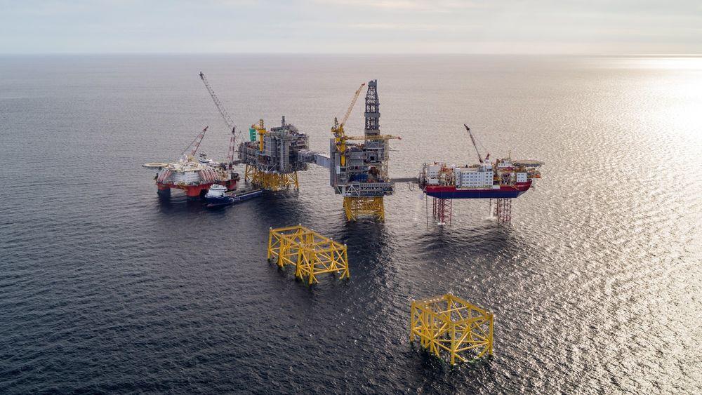 Oljeselskapene forventer å investere over 170 milliarder kroner på norsk sokkel i 2019.