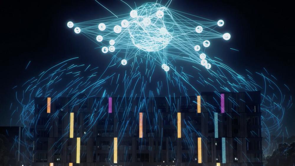 Store datamengder fra brukerne skal lagres i et toppsystem og tilpasse bygget «Lysgården» i sanntid via en kunstig intelligens.