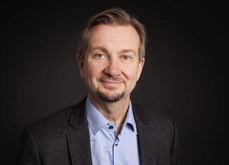 Trygve Aas Olsen, fagmedarbeider ved Institutt for Journalistikk