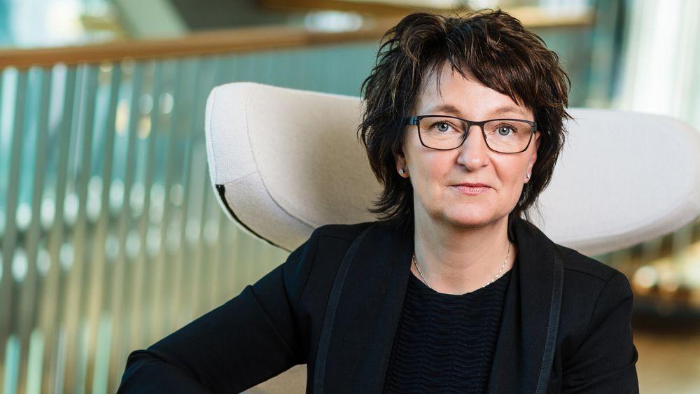 Generalsekretær Inger-Lise Nøstvik i Drivkraft Norge mener det vil være behov for å bruke bærekraftig palmeolje i drivstoff også neste år.