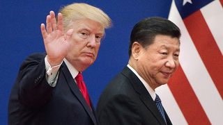 Kina og USAs strid om olje og penger kan åpne for styrket euro og oljebørs i Oslo