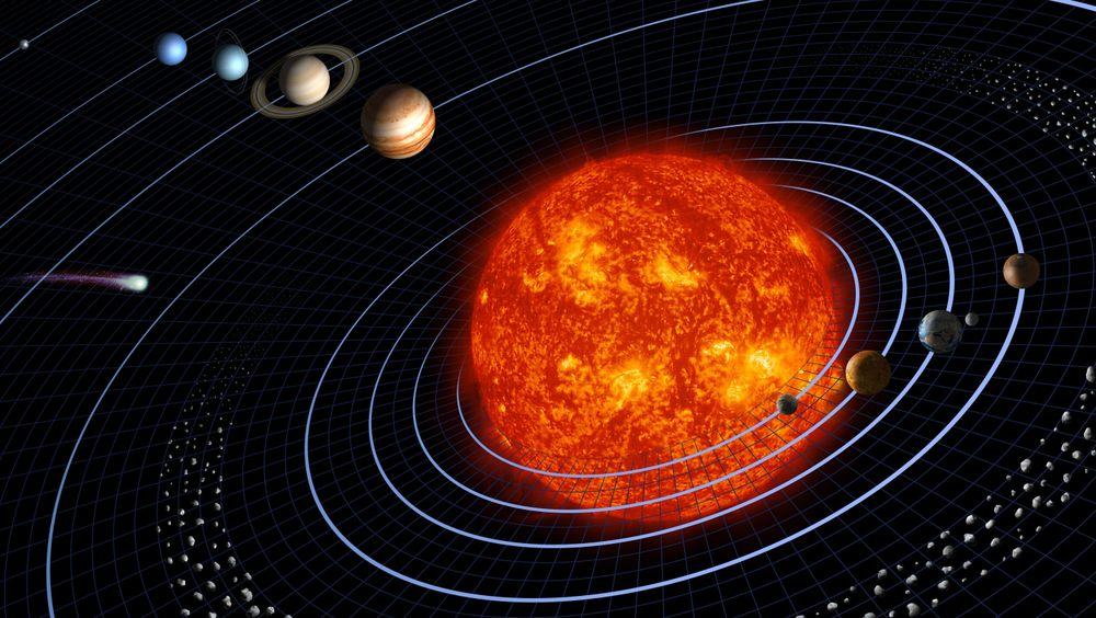 Danske forskere mener de har funnet svaret på hvorfor planetene i solsystemet har forskjellig kjemisk sammensetning når de er dannet av det samme byggematerialet i den protoplanetariske skiven rundt sola.