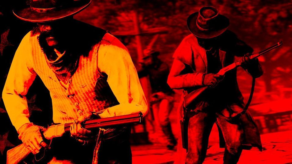 Red Dead Online har fått Battle Royale-modus
