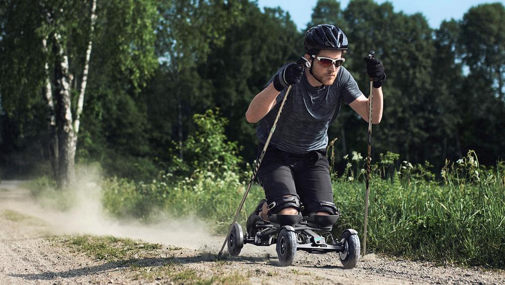 Spike er et aktivitetshjelpemiddel for funksjonsnedsatte.