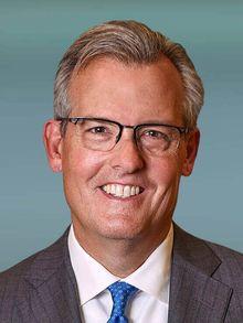 David Rowland er ny toppsjef i Accenture.