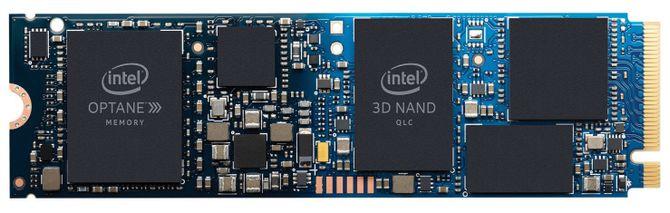 Intel Optane Memory H10 skal ta beskjeden plass i bærbare pc-er.