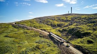 Sveitserne kommer: Fortum selger nordnorske vindkraftverk til Credit Suisse