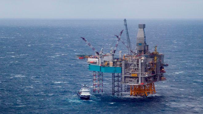Norge eksporterte for en billion kroner i 2018 - halvparten var olje og gass