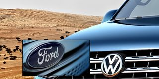 VW og Ford lanserer global allianse