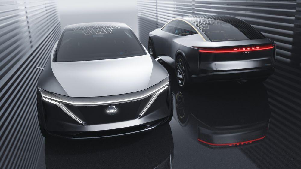 f227005e NISSAN IMS : Nissans nye elbilkonsept har 115 kilowattimer batteri ...