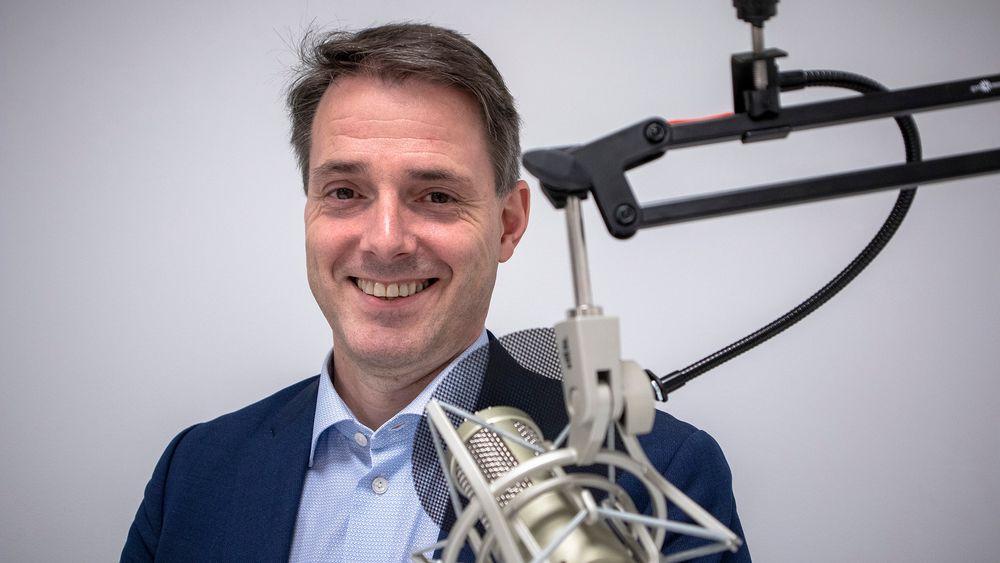 Ivar Horneland Kristensen er gjest i dagens podcast.