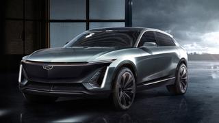 Dette konseptet har ikke navn, men det skal illustrere hvordan Cadillac ser for seg fremtiden.