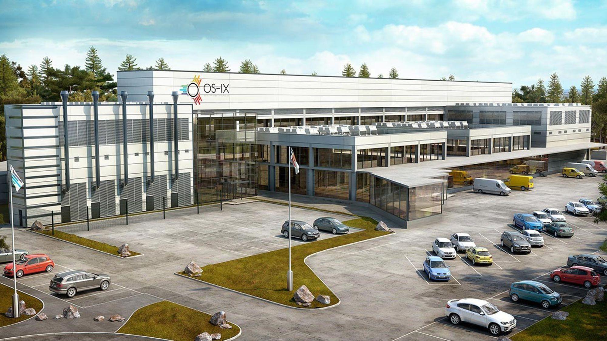 ANNONSE: Slik sikrer de et av Norges største datasenter mot strømbrudd