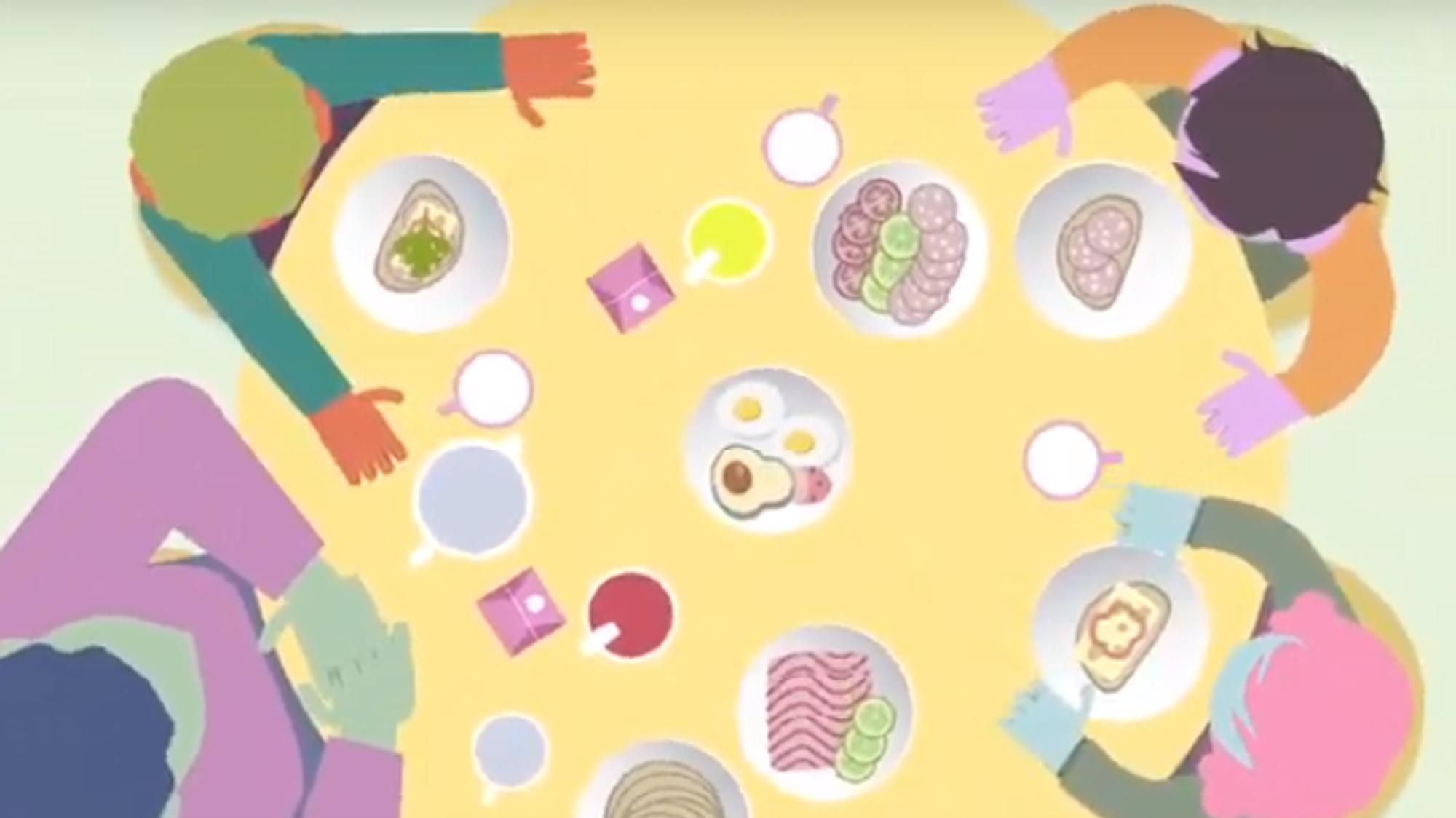 474945239 Verktøyet skal gjøre det enklere å lære mer om mat og måltider i ...