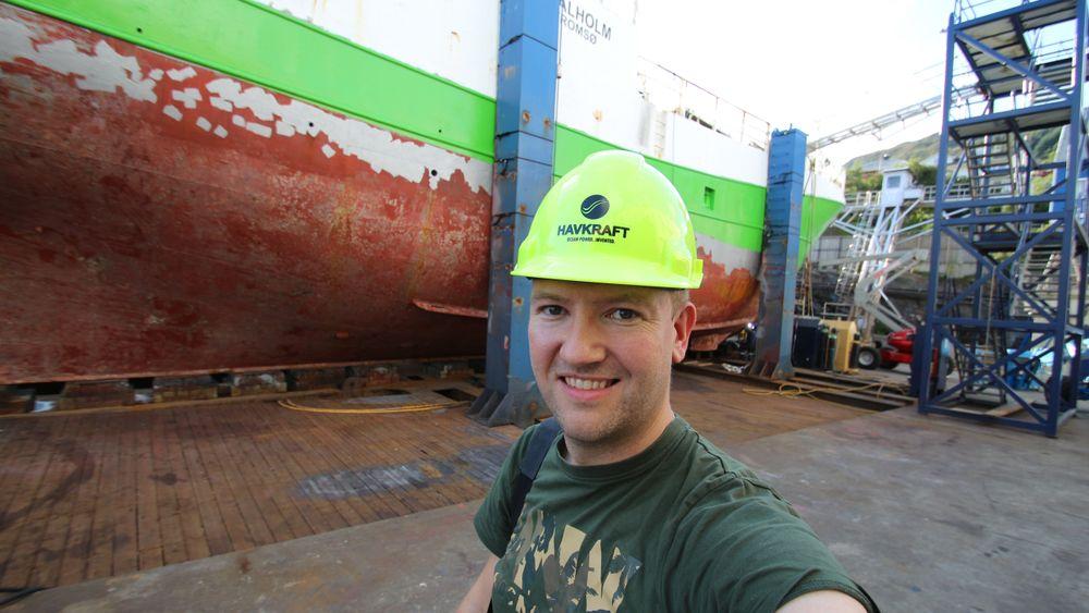 Havkraft-gründer Geir Arne Solheim ble saksøkt av arvingene til hans tidligere samarbeidspartner.