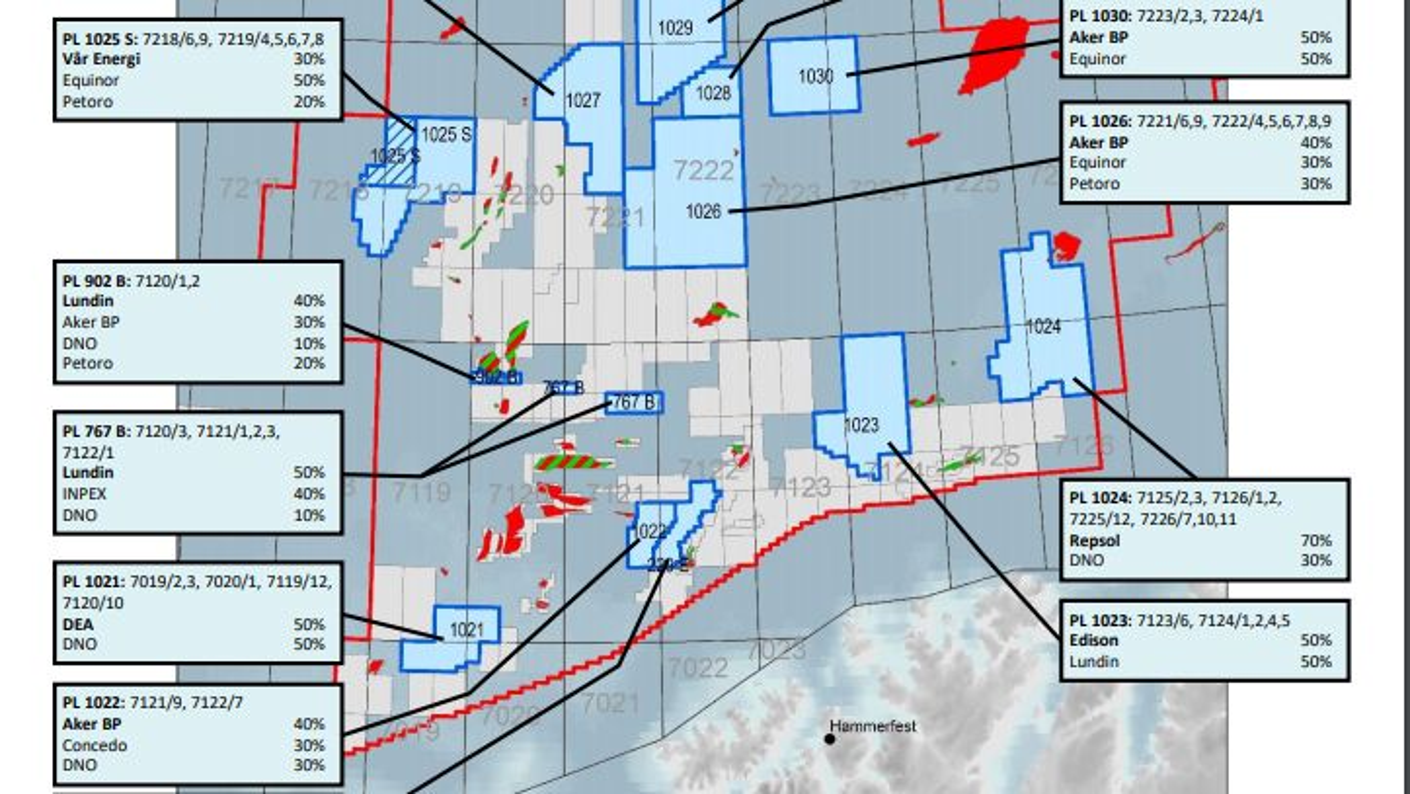 - Kun petroleumsfaglige hensyn ligger til grunn når nye områder vurderes, mener Miljødirektoratet, som er kritisk til utbygging i Barentshavet.
