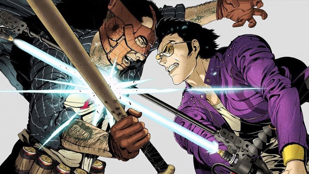 ANMELDELSE: Travis Strikes Again: No More Heroes