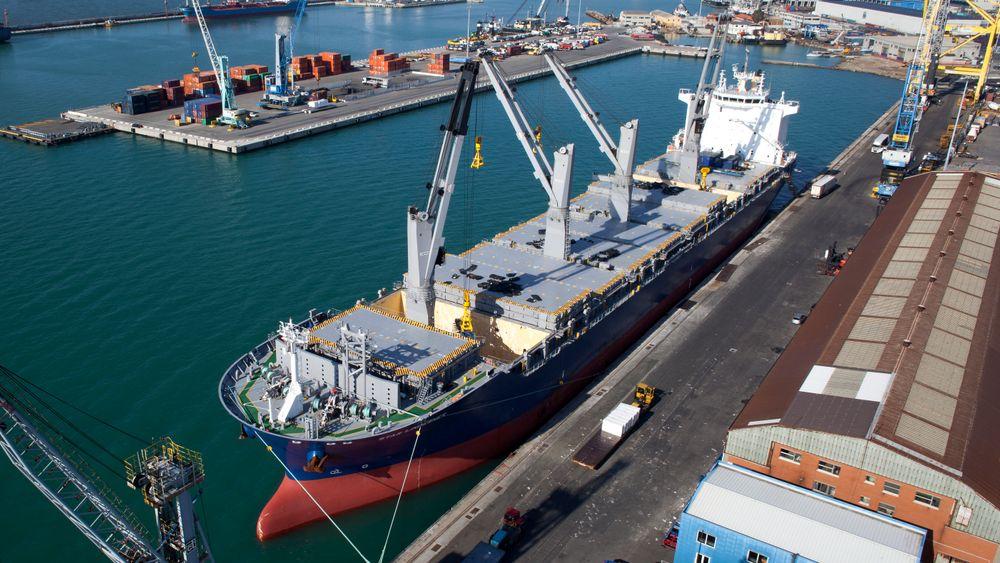 Grieg Star er et av Norges største rederier.