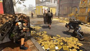 The Division 2 overhaler flerspilleropplevelsen Dark Zone