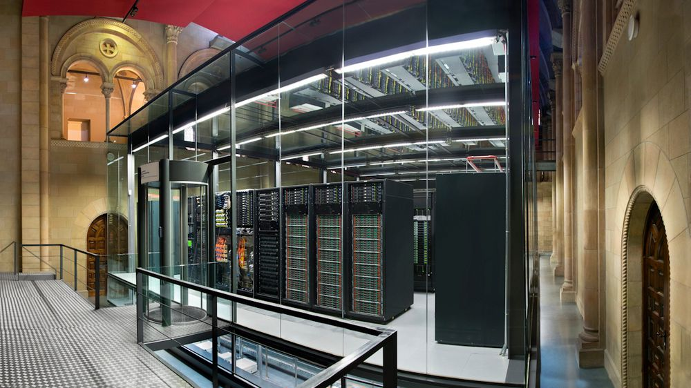 Barcelona Supercomputing Center er kåret til verdens vakreste datasenter.