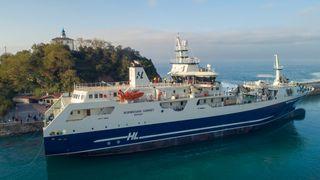 Dyrevernere mener det er mye bedre for oppdrettsfisk å bli slaktet på denne båten enn på land