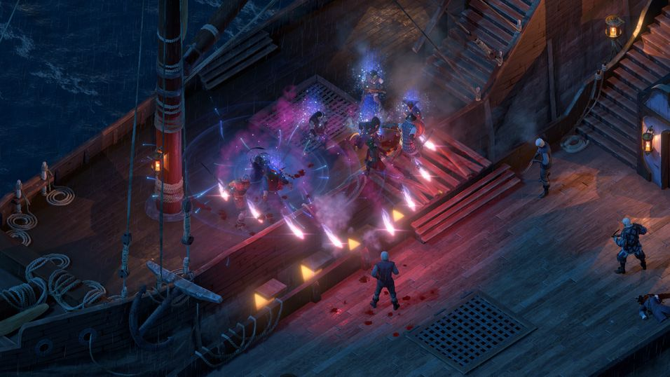 Pillars of Eternity II: Deadfire får turbaserte kamper denne uken