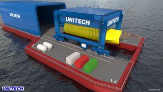 Regjeringen vil se om ny teknologi gjør det mulig å fjerne farlig ubåtvrak. En mann mener han har løsningen