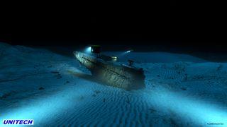Krangler om miljøgift i tysk ubåtvrak