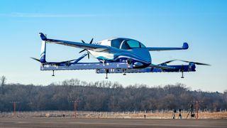 Her flyr Boeings nye flytaxi