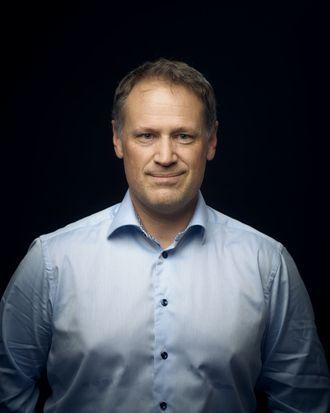 Carl J. Onstad, administrerende direktør i The Rebel.