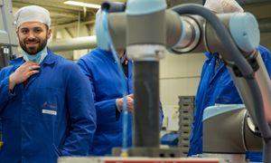 Robot-temmeren er Norges industrihelt