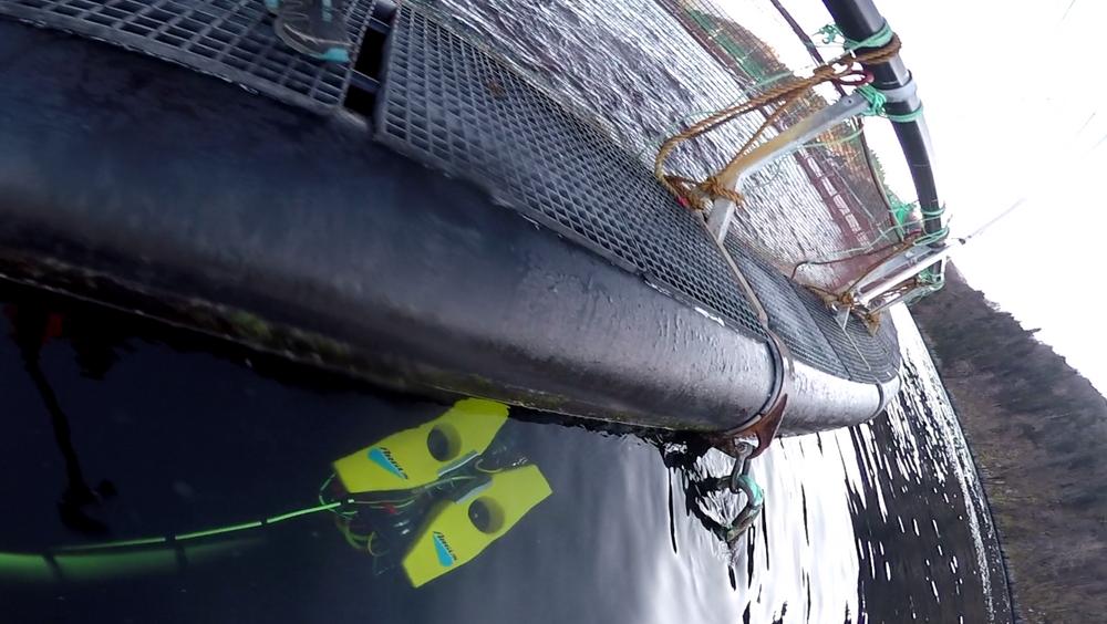 Innaskjærs dykking er blant de farligste yrkene i Norge. Nå overtar ROV oppgavene i større grad.