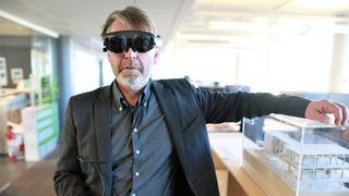 Nordic Office of Architecture og Møller Eindom bruker Magic Leap til byggprosjektering