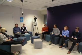 NRK Nordland begynner å strømme morgenmøtene sine fra tirsdag.
