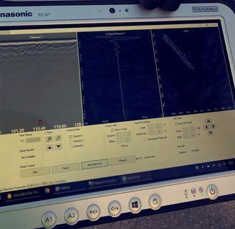 Radarsignalene tolkes i spesiallaget programvare som gir bilder søk- og redningsmannskaper kan tolke uten omfattende opplæring.
