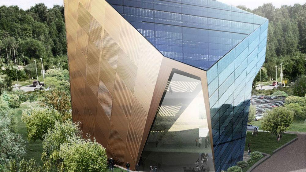 Powerhouse Telemark vil produsere ca 239.000 kWh i åretår fra eget solceller på tak og fasade. Er det nok til å definere bygget som et smarthus?