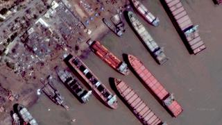 Fordømt skraping: Se skipene ligge forlatt på strender verden over