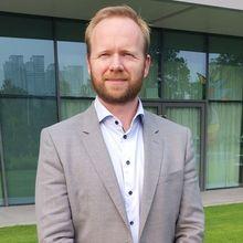 Anstein Skinnarland, daglig leder i Building Smart Norge