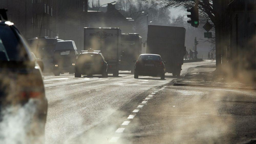 Nå kan du sjekke luftkvaliteten der du beveger deg eller bor. Varslingstjenesten Luftkvalitet i Norge lages daglig av Meteorologisk institutt. De kombinerer værmodellene med utslippsdata, for eksempel fra veitrafikk.