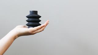 – Innen ti år vil de fleste nye bygg ha 3D-printede elementer