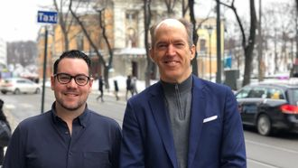 Guido Bartels og Eric Morales