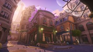 Overwatch inntar Paris