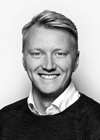 Håkon Knudsen, konsulent i Geelmuyden Kiese.