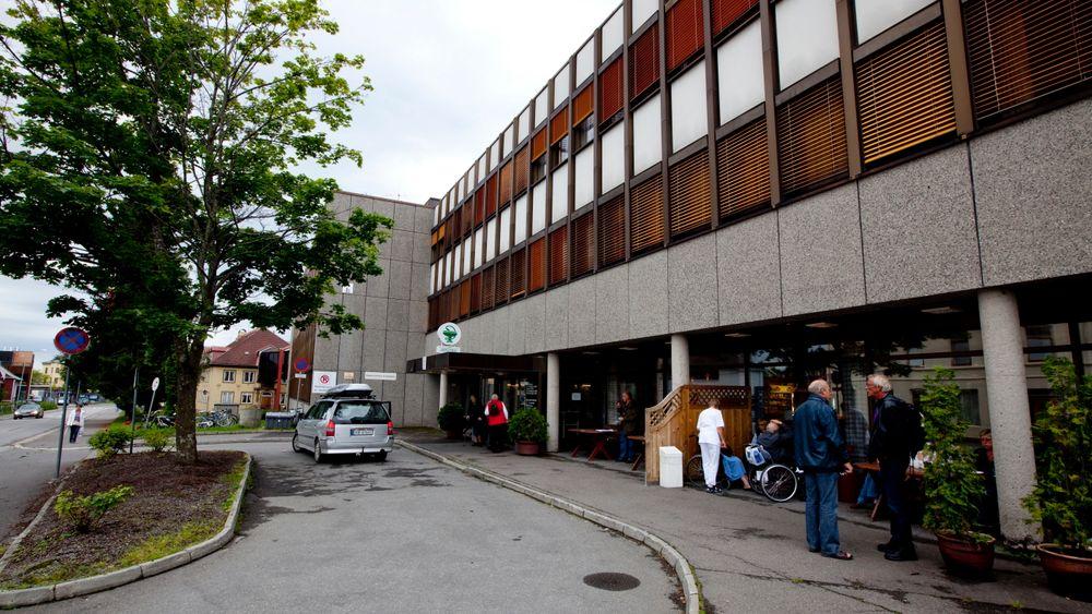 Hamar sykehus er et av sykehusene som kan bli lagt ned når Innlandet får nytt hovedsykehus.