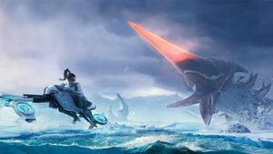 Subnautica: Below Zero er ute i Early Access