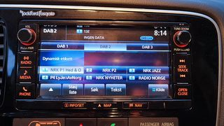 Norge og Sveits på europatoppen i biler med Dab-radio