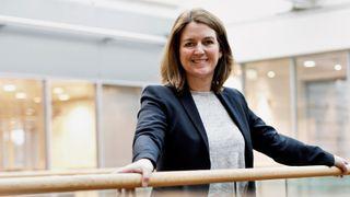 Portrett av Grete Aspelund administrerende direktør i Sweco Norge
